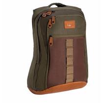 Backpack Mochila Laptop Glass Bolsa Cat Viaje Equipaje Verde