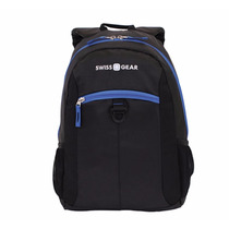 Student Backpack For 15 Laptops Black Swissgear School-coll
