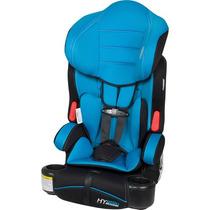 Silla Booster Baby Trend 3 En 1 Para Auto Modelo Blue Moon