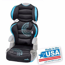Asiento Para Auto Infantil Altura Ajustable Big Kid Evenflo