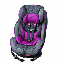 Auto Asiento Car Seat Booster Evenflo Symphony Lx, Ava