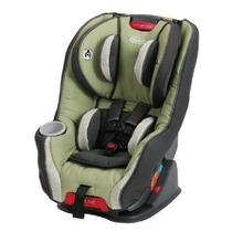 Graco Size4me 65 Convertible Car Seat Go Green
