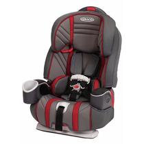 Autoasiento Silla Bebe Graco Nautilus 3-in-1 Car Seat Garnet