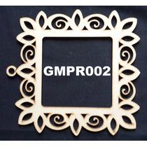Porta Retratos Mdf Marco Para Fotos Porta Espejo Vintage A4