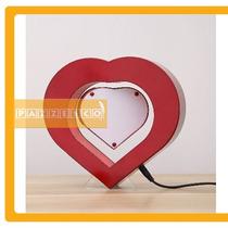 Portaretrato Magnetico Levitron Corazon Amor Boda Flotante