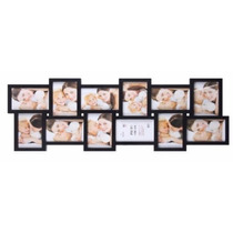 12 Portaretratos Marcos En Collage 4 X 6 (10 X 15 Cm)