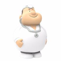 Promocional Mayoreo Antistress Doctor, Serigrafia