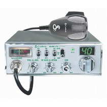 Radio Cb Cobra Classic 25 Nw Nightwatch - Cbr25nw Dynamike