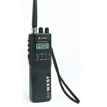 Radio Cb Cobra Hh 38 Wx St Con Soundtracker - Antena Portati