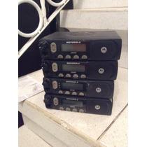 Radio Motorola Em-400 De 64 Canales Y 45 Watts Como-nuevos