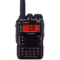Yaesu Vx-8dr Radio Portatil Transceiver Banda Dual Sumergibl