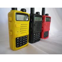 Radio Portatil Baofeng Uv-5r Vhf/uhf 100% Nuevo