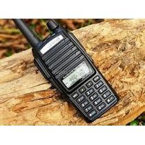 Radio Comunicador Baofeng Uv-82 Vhf / Uhf Escanner Nuevos