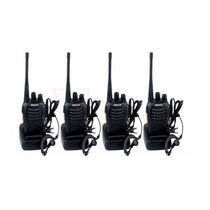 Radio Retevis H-777 Walkie Talkie Uhf 400-470mhz C/auricular