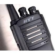 Paquete 2 Radios Tc-508uhf16ch 5wc/audifono/mic Solapa Eam12