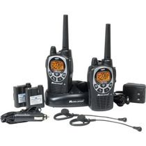Midland Gxt1000vp4 Radios 2 Vias Rango 36 Millas
