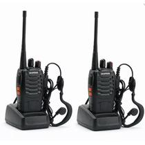 Set De 2 Radios Beofering Walk & Talking Fm Uhf Vhf