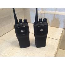 Radio Motorola Ep450 Portatil Completo Seminuevo Gara X Escr