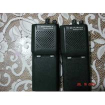 Par De Radios Marca Motorola Modelo P1225 Uhf 2 Canales