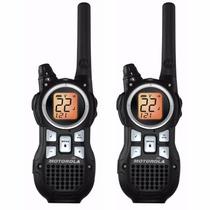 Par De Radios Motorola Mr350r Talkabout 35 Millas 22 Canales