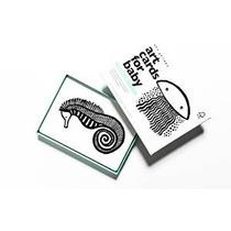 Wee Gallery Art Cards Para El Bebé, Mar Colección