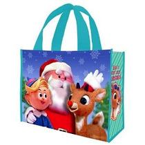 Vandor 65073 Rudolph Holly Jolly Christmas Grande Reciclado