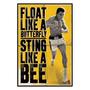Muhammad Ali Cartel - Flotar Como Una Mariposa Maxi Grande