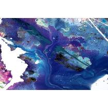 Poster 40x60 Calidad Fotografica Abstracto Pintura Colores
