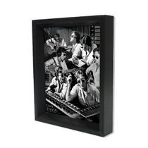 John Lennon Cartel - Observación De La Rueda 3d En Movimien
