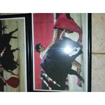 Dos Fotos Taurinas Tamaño Poster