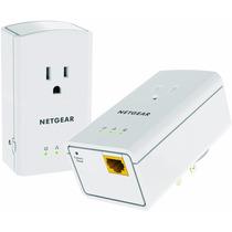 Netgear Powerline 500 1-port Extra Outlet Essentials Edition