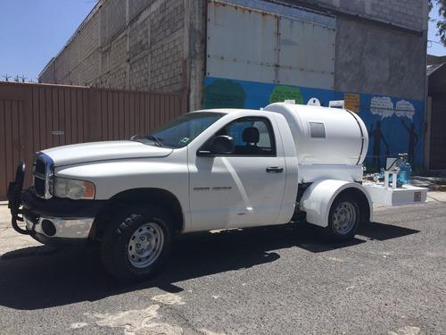 Practica Y Hermosa Pipa De Gas Lp 1800 Lts Ram Pick Up 2006