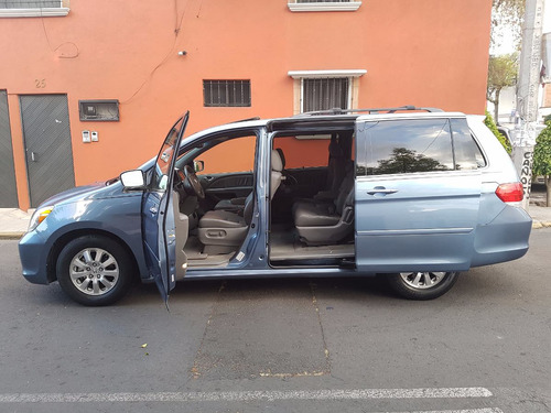 Preciosa E Inpecable Honda Odyssey Gps, Camara Reversa, Q/c