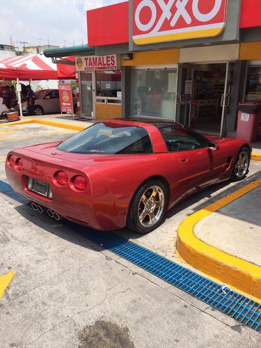 Precioso Corvette C5