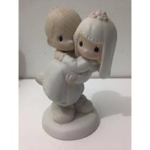 Precious Moments Porcelana Novios
