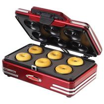 Maquina Para Cocinar Minidonas Nostalgia-electrics