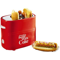 Maquina Para Calentar Hot Dogs Nostalgia-electrics