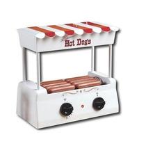 Parrilla Equipada Con Rodillos Para Hot Dogs