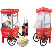 Coca-cola Máquina Para Hacer Palomitas De Maíz A Meses!!