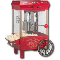 Máquina De Mostrador Palomitas De Maíz Nostalgia Electrics