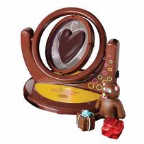 Maquina Molde Chocolate Derretir Chocolate Fuente