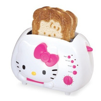Tostador De Pan Hello Kitty Kt5211