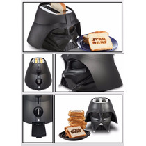 Star Wars Darth Vader Tostadora Oficial