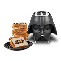 Tostador Darth Vader Tostadora De Pan Star Wars Oficial