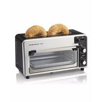 Horno Tostador Hamilton Beach 22720 Toastation Toaster Oven
