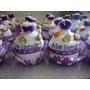 Cupcake Recuerdo D Toalla Primera Comunion, Xv Años,bodas