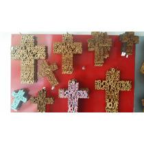 Figuras Mdf, Oración Padre Nuestro Y Más En 15cm