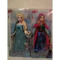 Muñeca De Disney De Frozen Elsa Y Ana Se Venden Por Pieza !