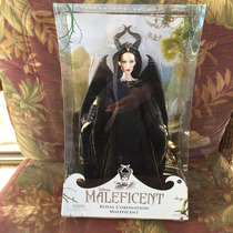 Disney Malefica Muñeca Royal Coronation Angelina Jolie