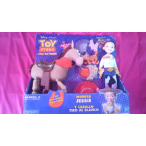 Toy Story Jessy Y Tiro Al Blanco Hasbro